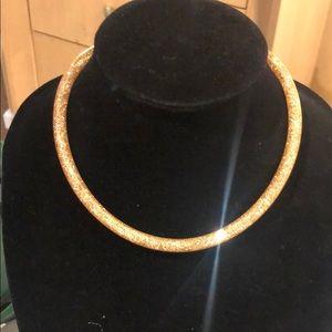 Swarovski Stardust Necklace. Like new